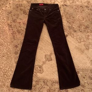 AG Adrianna Goldschmied The Angel Cords SIZE 29